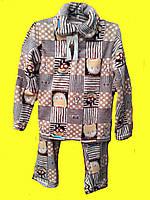 Пижамы махровые для подростков, фото 1