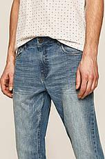 Джинсы мужские голубые slim, фото 2
