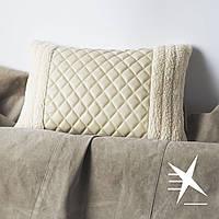 Оригинальный подарок - декоративная подушка для дома, эксклюзивная ручная работа