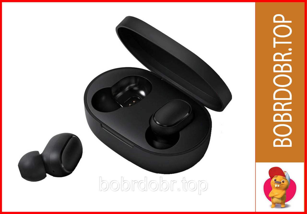 Наушники Xiaomi Redmi AirDots Black (TWSEJ04LS) (ОРИГИНАЛ)