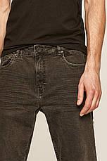 Джинсы мужские серые slim, фото 2