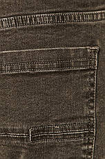 Джинсы мужские серые slim 31, фото 3