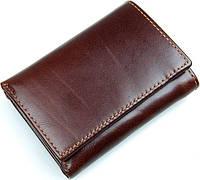 Гаманець Vintage шкіряний коричневий