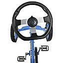 Детский педальный карт надувные колеса Bambi M 1697-12 синий, фото 6