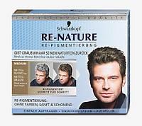 Schwarzkopf RE-NATURE Re-Pigmentierungs-Creme + Aufbaushampoo - Крем и шампунь для восстановления  цвета волос