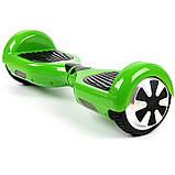 Гироcкутер Smart Balance Pro 6.5 Зеленый (Green) TaoTao APP. Гироборд Про зелений. Автобаланс, фото 4