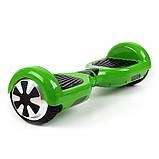 Гироcкутер Smart Balance Pro 6.5 Зеленый (Green) TaoTao APP. Гироборд Про зелений. Автобаланс, фото 2