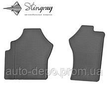Toyota Hiace XH10/XH20 1995-2012 Коврики резиновые автомобильные  Stingray
