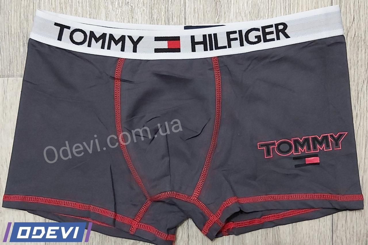 Трусы мужские шортиками Tommy копия хлопок
