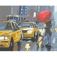 Картини за номерами - В ритмі міста (КНО2141)