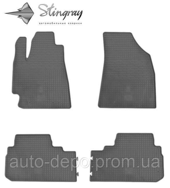 Toyota Highlander II (XU40) 2008-2014 Коврики резиновые автомобильные  Stingray
