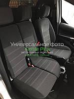 Авточехлы модельные для Citroen Jumper I 1+1 рестайлинг (2002-2006)