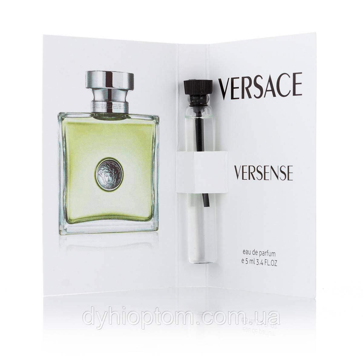 Пробник парфюмированный 5 мл Versace Versense для женщин