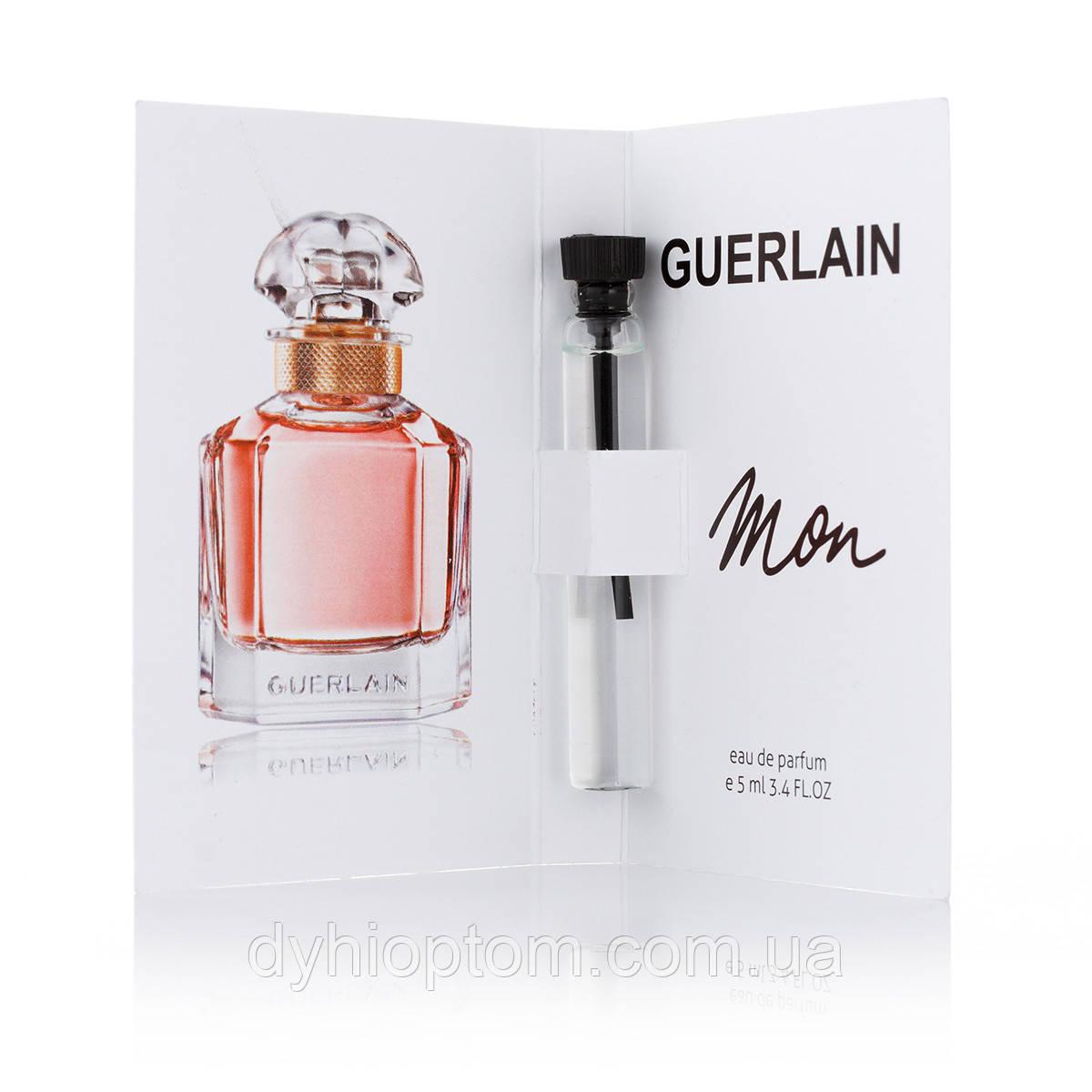 Пробник парфюмированный 5 мл Mon G для женщин