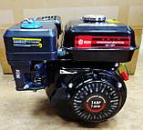 Двигатель бензиновый Edon 168-7,0HP, фото 3