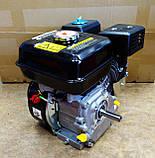 Двигатель бензиновый Edon 168-7,0HP, фото 4