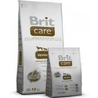 Brit Care Venison & Potato(с олениной и картофелем)гипоаллергенная формула 12кг