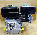 Двигатель бензиновый Edon 168-7,0HP, фото 5