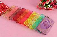 Силиконовый чехол для телефона Hello kitty TPU case for iPhone 5 mixcolor
