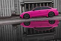 Розовый Матовый хром 1,52 м