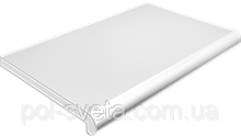 Подоконник Plastolit 350 Белый , мрамор, под дерево (глянцевый, матовый)