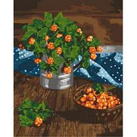 Картини за номерами - Царські ягоди (КНО5575)