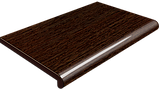 Подоконник Plastolit 400 Белый, мрамор, под дерево  (глянцевый, матовый), фото 3