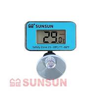 Електронний термометр для акваріума Sunsun WDJ-05