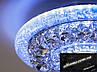 Накладний точковий світильник з синім підсвічуванням, фото 5