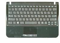 Клавиатура для ноутбука Samsung NF310, NF210 Black, с топ панелью Black, RU