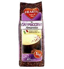 Капучіно Амаретто Cappuccino Amaretto Hearts 1кг