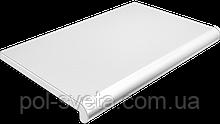 Подоконник Plastolit 500 Белый, мрамор, под дерево  (глянцевый, матовый)