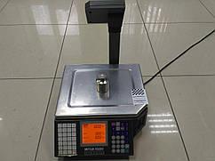Весы с печатью Mettler Toledo Tiger 15D (8442-3600)
