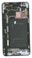 Матрица с тачскрином модуль для Samsung Galaxy Note 3 SM-N9000 белый с рамкой