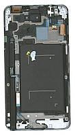 Матрица с тачскрином модуль для Samsung Galaxy Note 3 SM-N9000 черный с рамкой