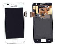 Матрица с тачскрином модуль для Samsung Galaxy S Plus GT-I9001 белый