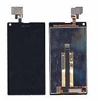 Матрица с тачскрином модуль для Sony Xperia L