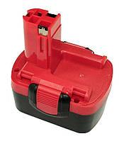 Аккумулятор для шуруповерта Bosch 2607335534 3.3Ah 14.4V красный