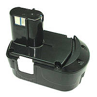 Аккумулятор для шуруповерта Hitachi EB 1812S 2.1Ah 18V черный