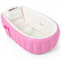 Детская надувная ванночка  Intime Baby Bath Tub