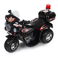 Детский электромотоцикл Babyhit Little Biker Black