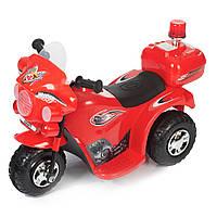 Детский электромотоцикл Babyhit Little Biker Red