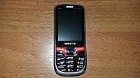 Громкий телефон Nokia S6800 в металлическом корпусе на 2 сим-карты