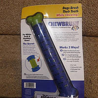Зубная щетка для собак Chewbrush, фото 1