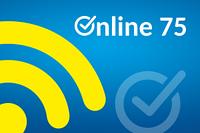 """Тариф """"Онлайн 75"""" з 7.5Gb для мобільного 3G/4G інтернету"""