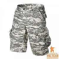 Шорти Helikon-Tex® ACU Shorts - PolyCotton Ripstop - UCP, фото 1