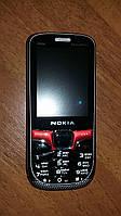 Nokia S6800 2 Sim в металлическом корпусе большой экран