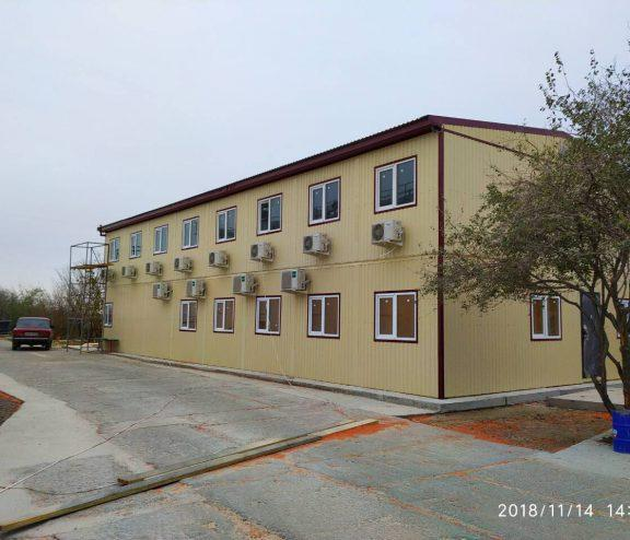 Модульная гостиница «Краншип»