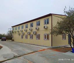 Модульна готель «Краншип»