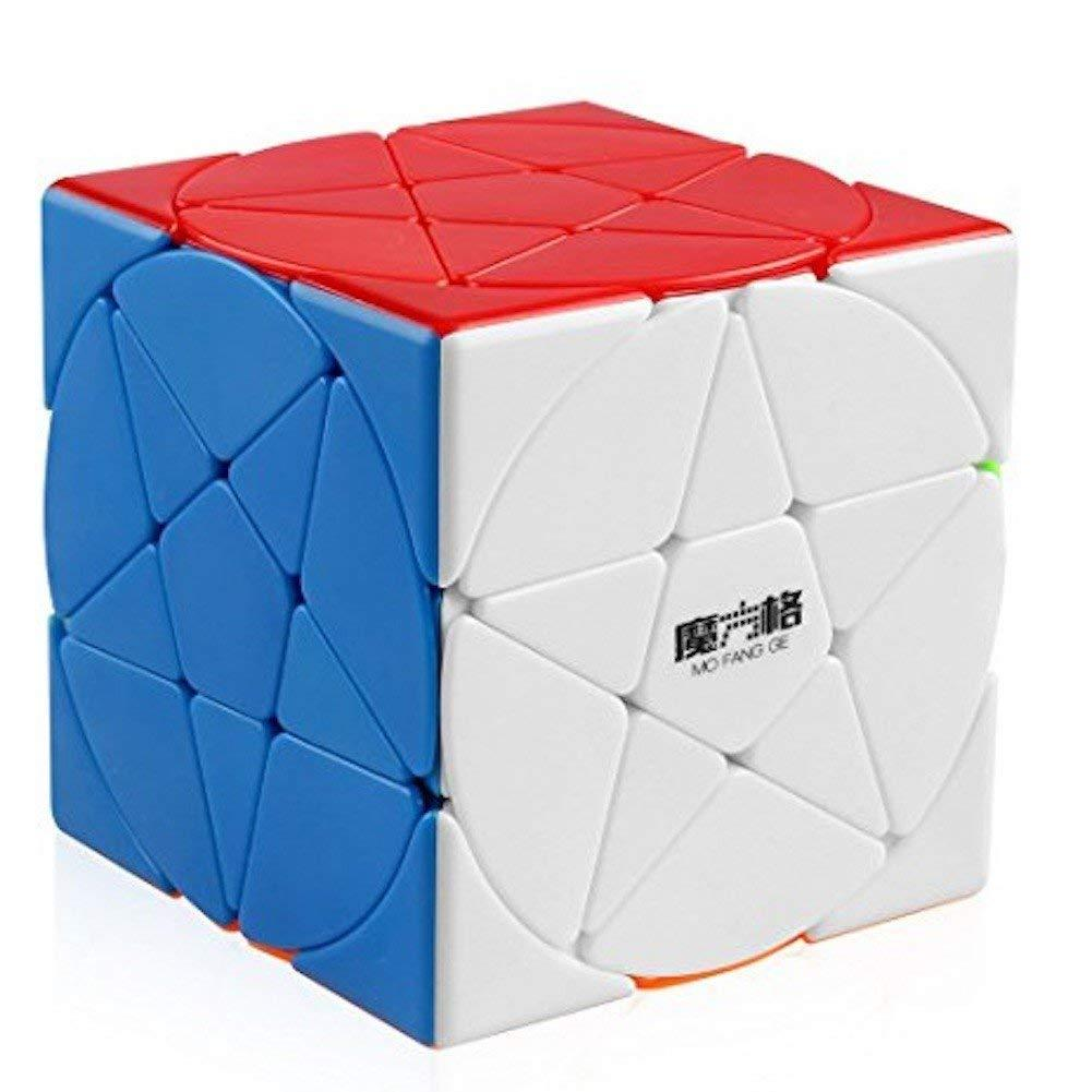 Pentacle Cube QiYi MofangGe Пентакл (капсула) Цветной пластик